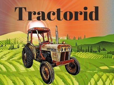 Database of tractors